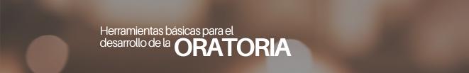 Inscripciones abiertas para el taller «Herramientas básicas para el desarrollo de la oratoria»