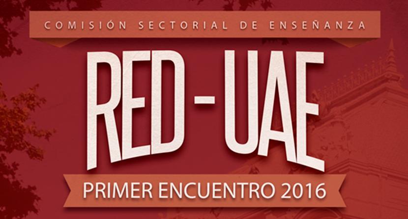 Primer encuentro 2016 de la Red de Unidades de Apoyo a la Enseñanza