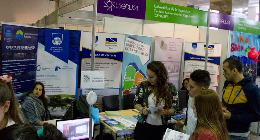 Convocatoria a Expo Educa 2016 de Montevideo