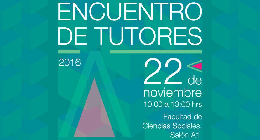 """VIII Encuentro de Tutores Pares y Conferencia """"Educación superior: masificación, inclusión y nuevas formas de desigualdad. Algunas tendencias internacionales"""""""