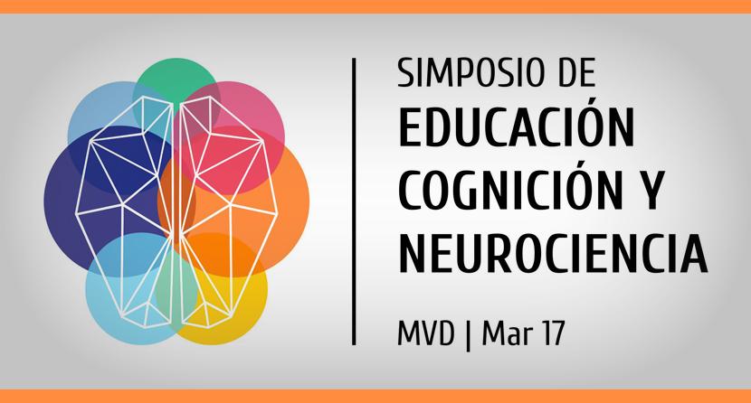 Simposio de Educación, Cognición y Neurociencia en marzo